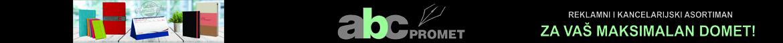 Reklamna i kancelarijska galanterija ABC PROMET Novi sad